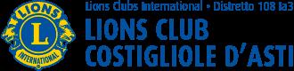 Lions Club Costigliole d'Asti Logo