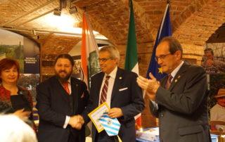 Il nuovo socio Gianfranco Colomba