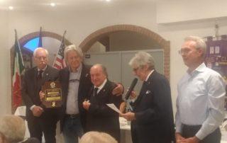 MJF a Romano Dogliotti. Da sinistra Vicarioli, Marrandino, Narciso, Solaro